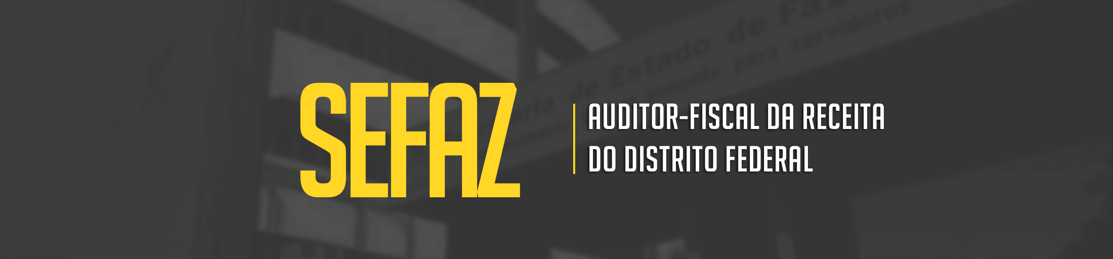 SEFAZ-AUDITOR-FISCAL
